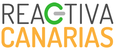 Reactiva Canarias Logo